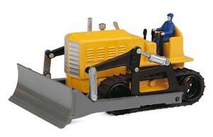 Joal-210-Cletrac-Bulldozer-w-Baker-Blade-1-50-Die-cast-Brand-new-MIB