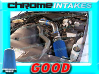 Blue 92 93 94 95 Ford Crown Victoria/town Car/grand Marquis 4.6l Full Air Intake
