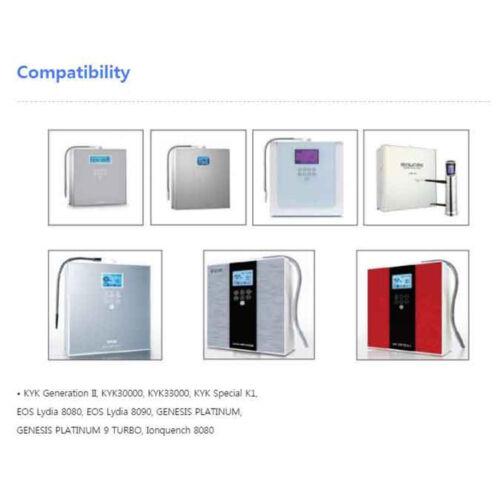 EOS Lydia Original Water Ionizer Filtre de remplacement 1st+2nd pour Genesis IFE-0020