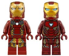 Lego Iron Man MK50 sh497 Mark 50 Avengers Infinity War 76107