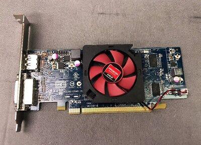 LOT OF 2 AMD Radeon ATI-102-C26405 Low Profile Graphic Video Card 109-C26457-01