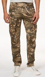49c40580e00 G-Star Raw Men's Sahara Oak Tapered Fit Camo Cargo Pants | eBay