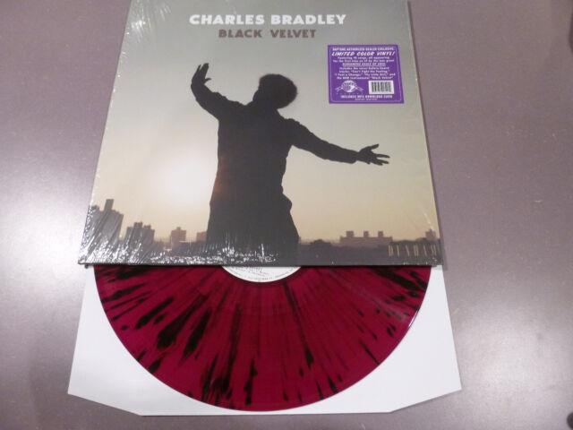 Charles Bradley - Black Velvet - LP cloured Vinyl // Neu & OVP // incl.DLC