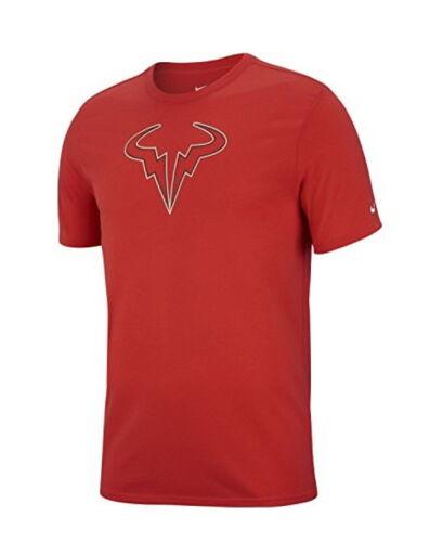 Tshirt Rafa NADAL Nike Summer Tee Shirt T-Shirt DRI FIT NEUF NEW
