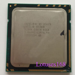 Details about Intel Xeon X5690 3 46GHz Six Core 12M Processor Socket 1366  CPU Matched X58