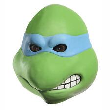 Teenage Mutant Ninja Turtles Leonardo Full Overhead Latex Adult Costume Mask