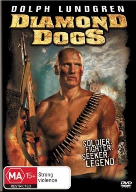 Diamond Dogs DVD * Like New * Dolph Lundgreen