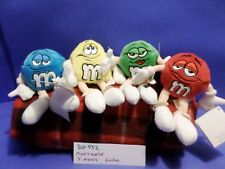 M&M's World Las Vegas  M&M's plush(set of four)(310-932)