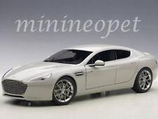Aston Martin RAPIDE S Silver 2015 Model Car Ready-made Autoart 1 18