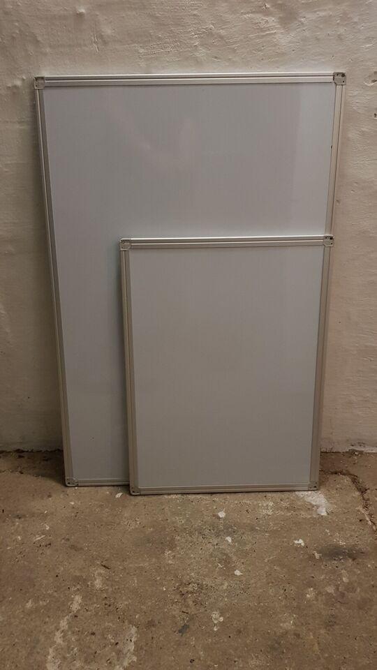 Whiteboard Magnetisk, Relief