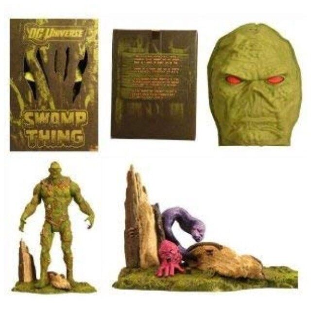 International (SDCC 2011) Exclusive DC Universe Swamp Thing Adult Collector