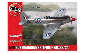 AIRFIX-A06101A-Supermarine-Spitfire-F-Mk-22-24-in-1-48