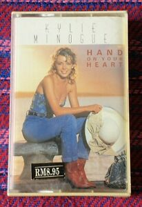 Kylie-Minogue-Hand-On-Your-Heart-Malaysia-Press-Cassette
