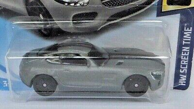 met. green HOT WHEELS En parfait état Mercedes-AMG GT 1:64 sous emballage Diecast voiture de tourisme Scellé