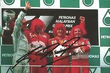 Autogramm Michael Schumi Schumacher Motorsport Formel 1 handsigniertes Foto 16-3