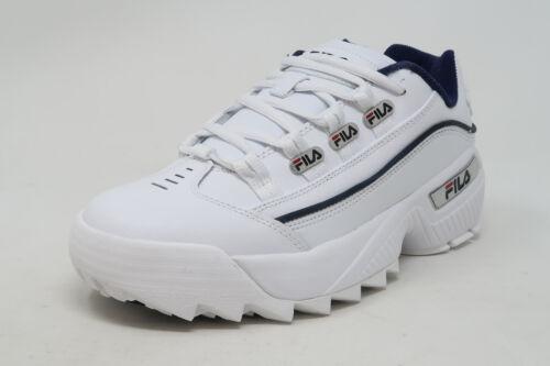 Fila per White pelle uomo Extra uomo Hometown in da Scarpe Sneakers stringate UUcfaAqw