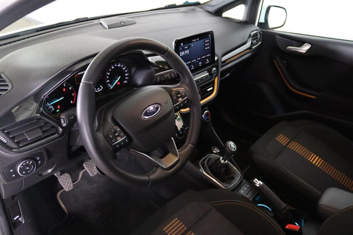 Ford Fiesta 1,0 EcoBoost Active II - billede 5