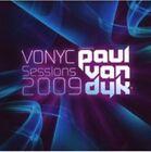 Vonyc Sessions 2009 by Paul van Dyk (CD, Dec-2009, 2 Discs, Vandit)