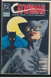 Catwoman-4-of-4-May-1989-DC-Comic-Book-VF