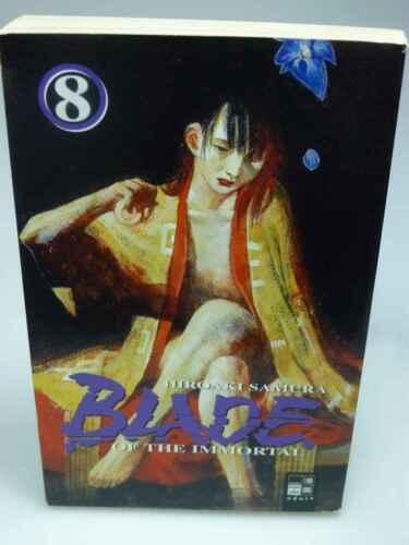 Manga Blade  of the immortal Hiroaki Samura  Einzelbände