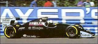 KIT BBR RARE SAUBER FORD C13  GP 1994  REF MET13