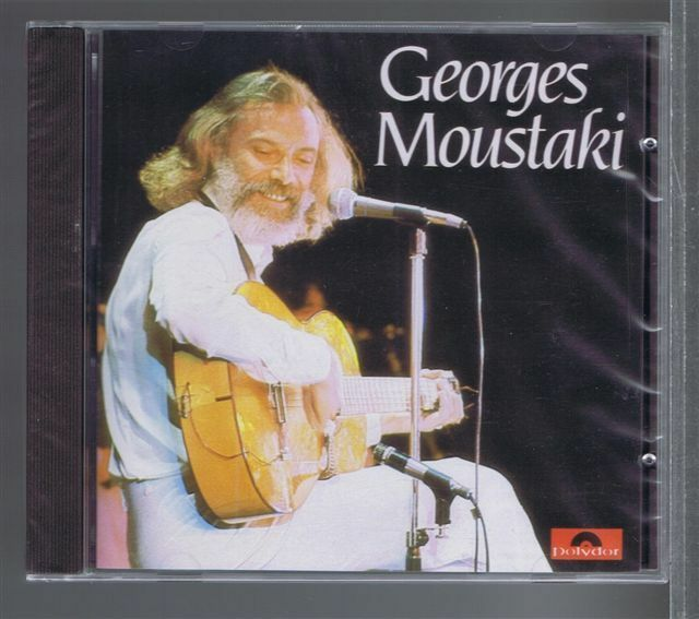 CD NEUF GEORGES MOUSTAKI