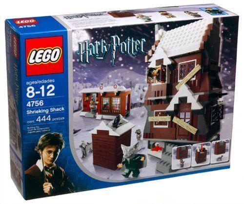 Lego Harry Potter 4756 shierking Shack Nuevo Sellado