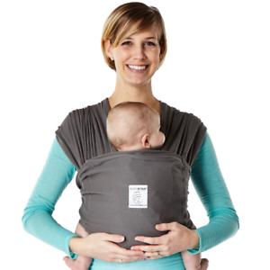 Baby K'tan ORIGINAL,BREEZE,ACTIVE Baby Carrier - Charcoal ...