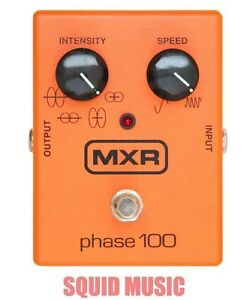 MXR-M107-Phase-100-Effects-Pedal-10-Stages-Of-Programmable-Phase-OPEN-BOX