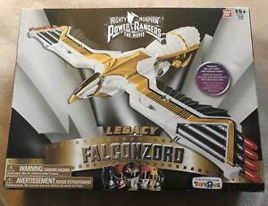 Mighty Morphin Power Rangers The Movie Legacy Falconzord Sealed New