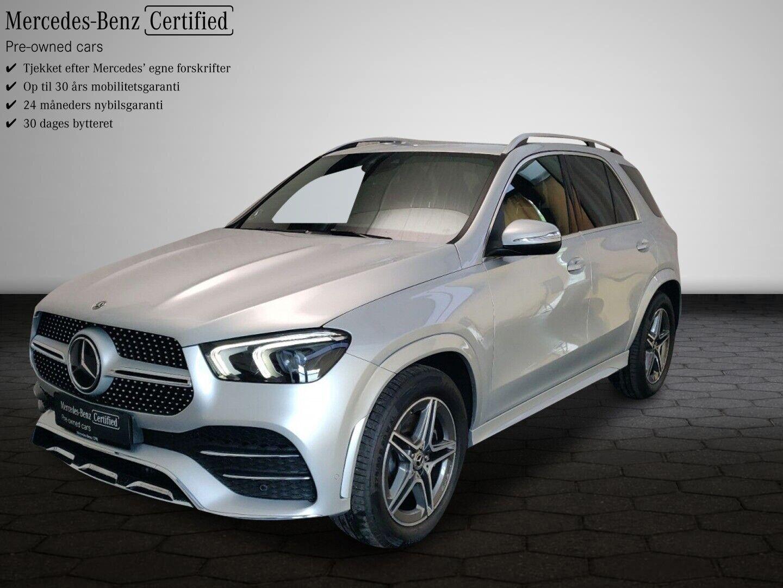 Mercedes GLE350 d 2,9 AMG Line aut. 4Matic 5d - 1.099.900 kr.
