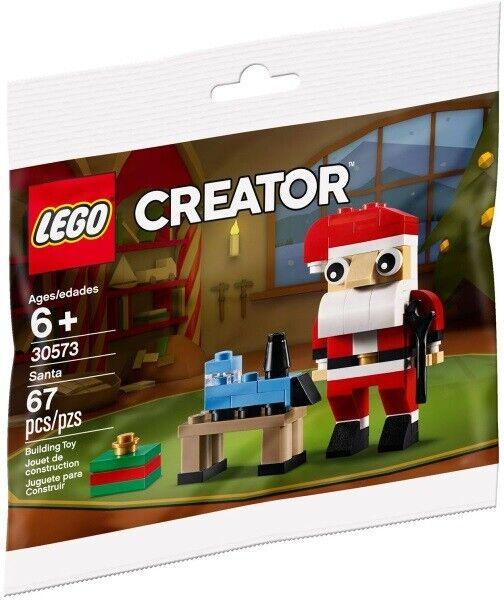 Lego Exclusives, 30573 Christmas: Santa polybag
