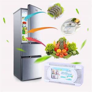 Fridge Air Purifier Activated Bamboo Charcoal Refrigerator Deodorant Box OYU