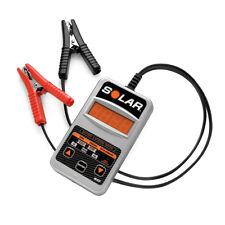 Clore Automotive BA7 Digital Battery Charger & Starting Tester 12V