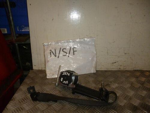 VAUXHALL ZAFIRA B 1.9CDTI 120BHP 2007 NSF PASSENGER SIDE FRONT SEATBELT 13242304