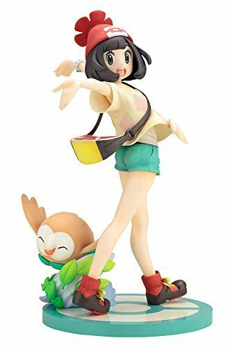 Kotobukiya ARTFX J - Pokemon: Selene with Rowlet 1/8 Complete Figure