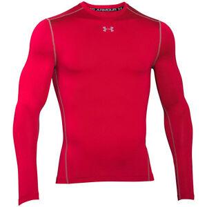 Shirts Straightforward Under Armour Coldgear Compression Crew Crew Herren Shirt Longsleeve 1265650-600