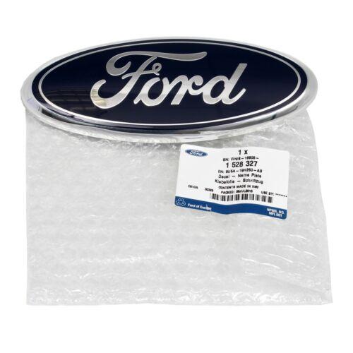 vorne 2038573 ORIGINAL Ford Emblem Logo Plakette FIESTA VI bis 10.2012 KA RU8