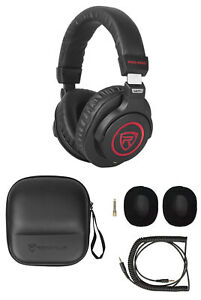 Rockville PRO-M50 SR Studio Headphones+Det