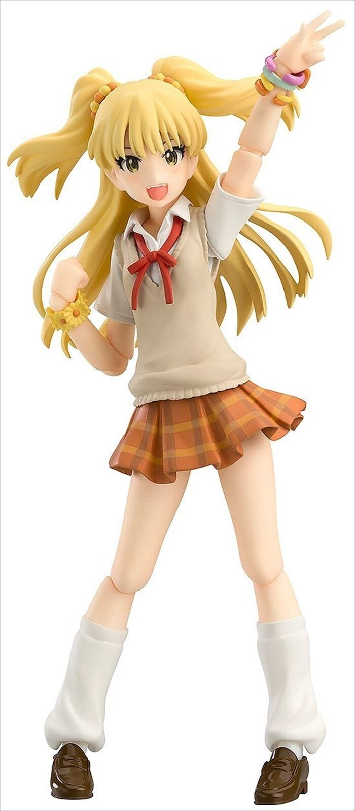 Max Factory figma The Idolmaster Cinderella Project Ver Rika Jogasaki Figure