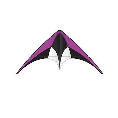 X-Kites Dual Control Nylon DC Sport Kite - Purple