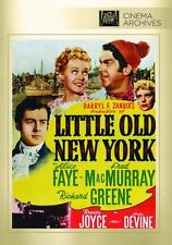 Little Old New York (1940 Alice Faye) - Region Free DVD - Sealed