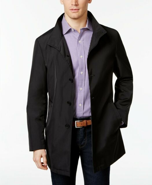 Calvin Klein Mens Extra Slim Fit Black, Mens Peacoat Slim Fit Black