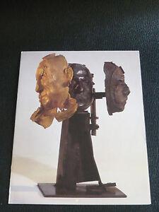 CESAR-carton-034-PICASSO-034-expo-C-Bernard-Paris-1998-Nouveaux-Realistes-Sculpture