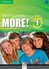 More! Level 1Student's Book with Cyber Homework and Online Resources: Level 1: Student's Book with Cyber Homework and Online Resources by Christian Holzmann, Jeff Stranks, Gunter Gerngross, Herbert Puchta, Peter Lewis-Jones (Mixed media product, 2014)