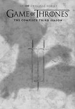 Game of Thrones: The Complete Third Season 3 (DVD, 2016, 5-Disc Set) Used
