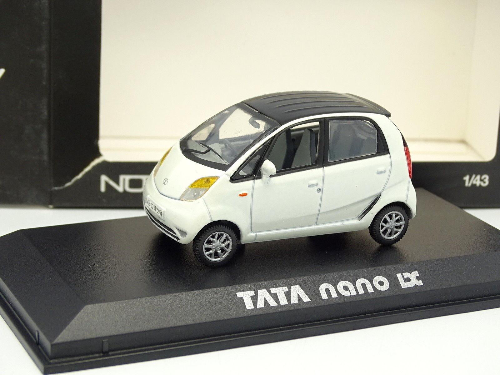 Norev 1 43 - Tata Nano Nano Nano LX Bianco c4ac6e