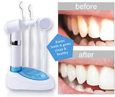 RIO Dental lucidatore aiuta a rimuovere le macchie ostinate, lo scolorimento & Placca