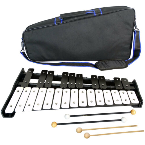 Sonor GL25 PN chromatisches Glockenspiel + Schlägel