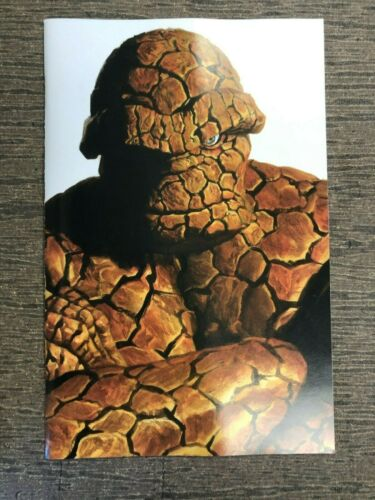 Fantastic Four #24 Alex Ross THE THING Timeless variant